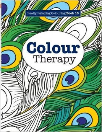Colour Therapy By Elizabeth James
