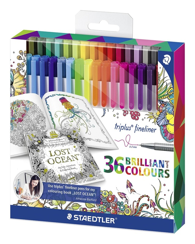 Since Starting This Colouring Journey Back In April 2015 The Most Common Recommendation Ive Seen People Give Is For These Pens Pencils