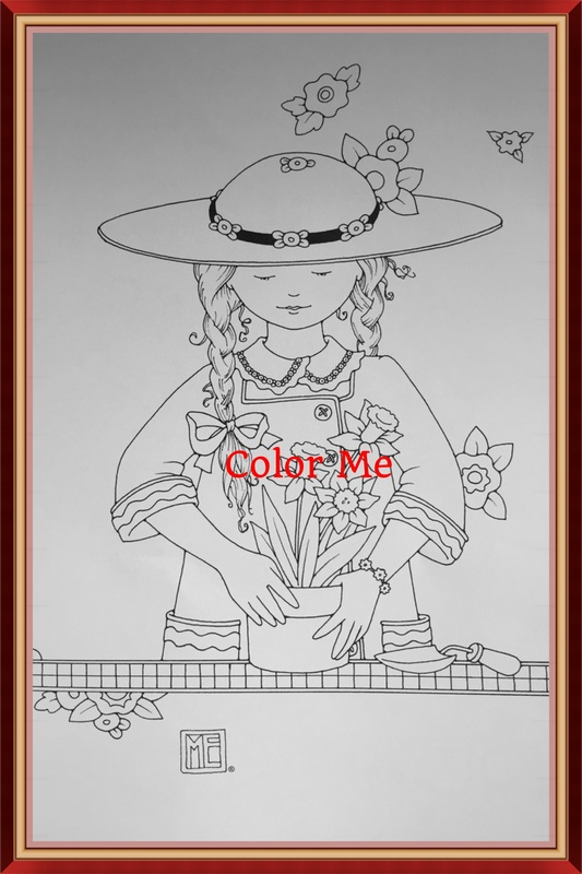- Color Me! By Mary Engelbreit - Colour With Claire